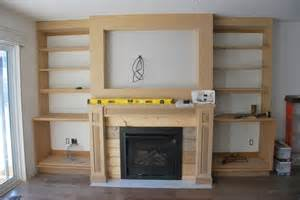 Painting Built In Bookcases The Living Room A Fireplace Built In Closet Diy Fireplaces