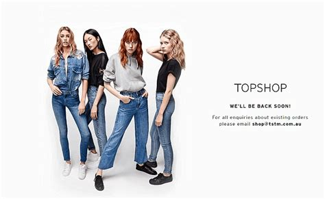 New Topshop Launches And Its Got A by Topshop Australia Launches Sale After Collapse