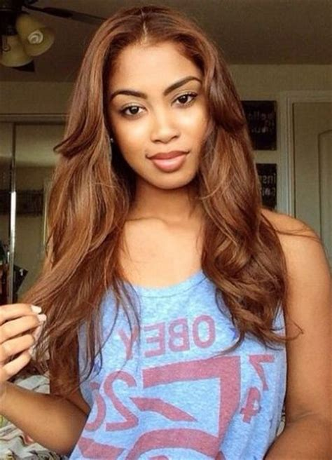 colors that look on brown skin hair color for olive skin 36 cool hair color ideas to