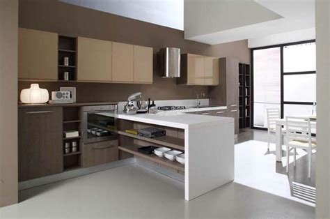 Decorating Ideas For A Kitchen by Small Modern Kitchen Designs Photo Gallery Small Modern
