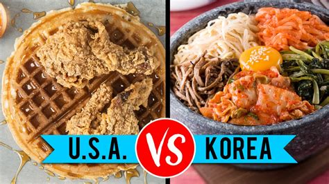 cook like a real korean cookbook enjoy the spices and food of korea books usa vs south korean food