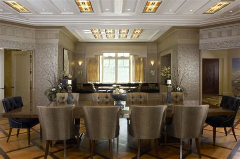 art deco dining room woodley house art deco dining room eclectic dining