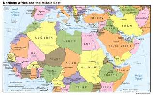 Maps Middle East by Hardons Blog Usa Is Libya The New Iraq U S Prepares