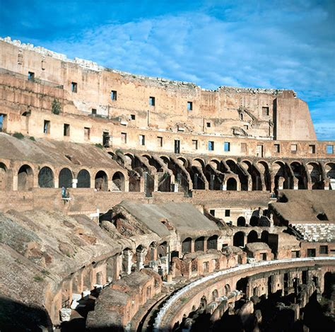 best colosseum tours rome opens colosseum s top tier to tourists for time