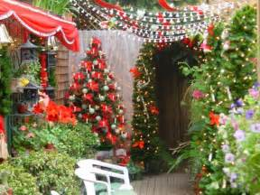 merry christmas 2015 garden decorations ideas in usa uk canada