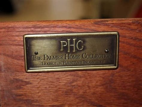 furniture industries the palmer home collection
