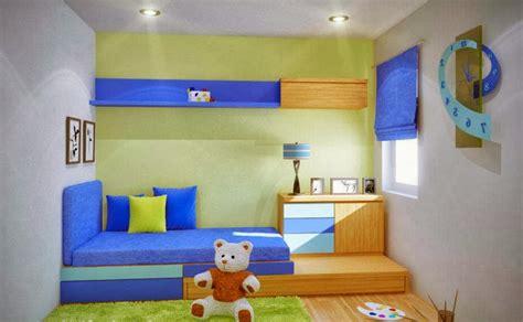 Tempat Tidur Minimalis Ukuran Kecil ide desain interior kamar tidur anak minimalis yang nyaman