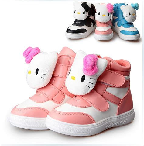 Sepatu Vans Hellokitty 01 by Hello Musim Dingin Untuk Gadis Promotion Shop For