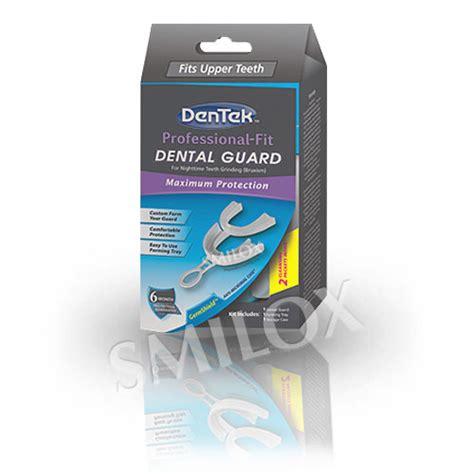 Dentek Custom Comfort Dental Guard by Dentek Maximum Protection Dental Guard From Smilox