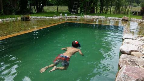 Badeteich Bauen by Schwimmteich Selber Bauen Pool Organic Pool