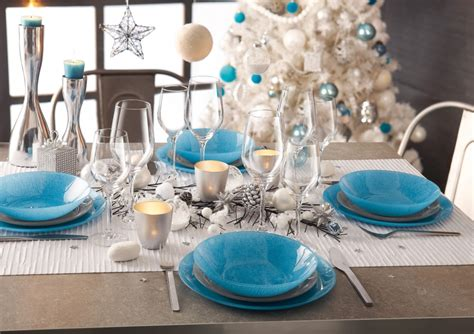 Délicieux Decoration De La Table De Noel #4: m-decoration-bleu-salle-a-manger-luminarc.jpg?itok=iDnbtckz