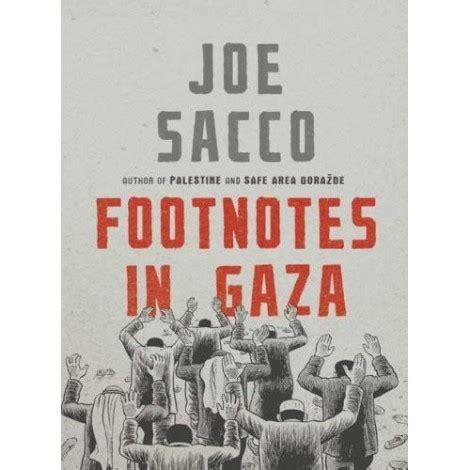 libro footnotes in gaza notas al pie de p 225 gina en gaza mucho m 225 s que un comic cr 243 nicas desde oriente pr 243 ximo blogs
