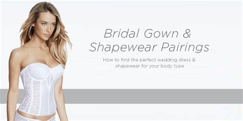 How to Find the Perfect Wedding Dress & Shapewear