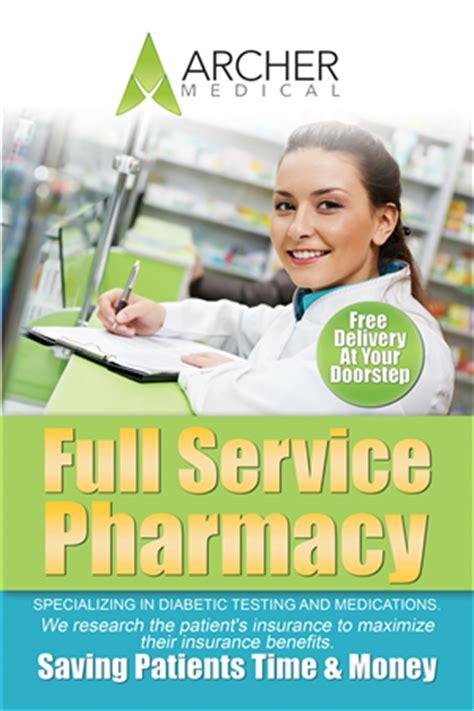 Pharmacy Flyer Designs Pharmacy Flyer Template