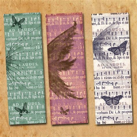 printable music bookmarks 125 best music bookmarks images on pinterest bookmarks