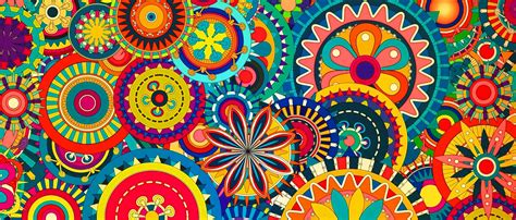 colorful pattern colorful pattern mixed wallpaper free images at clker