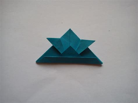 Origami Paper Hat - arts crafts origami for step by step how to make