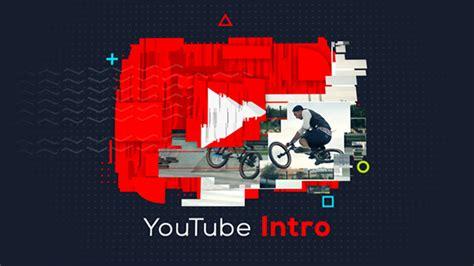 logo glitch tutorial glitch youtube intro by romlam videohive