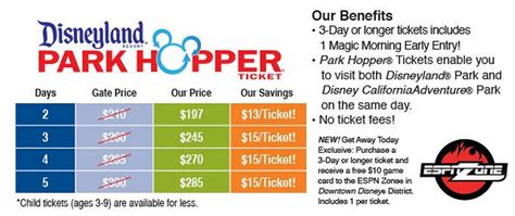 printable food coupons for disney world daily deal on disneyland tickets deals and coupons for