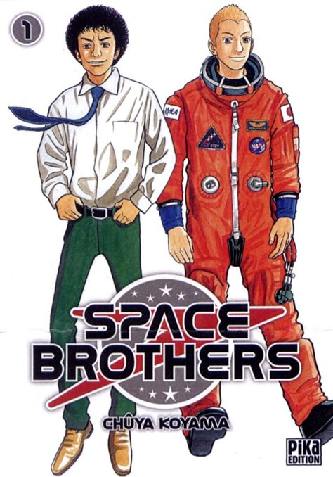 space brothers the 10 mangas want their to read according to