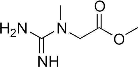 methyl ester file creatine methyl ester png wikimedia commons