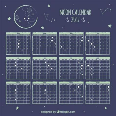 Calendario Lunar Noviembre Calendario Lunar Noviembre 2017 Esoterismos