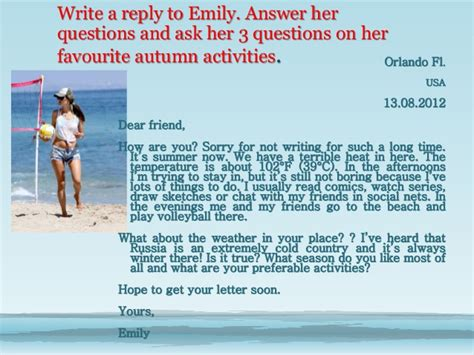 Apology Letter To Friend Yahoo Answers informal letter to a friend