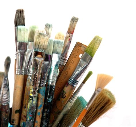 brush painting make your own paint brush welcome to meredith s world