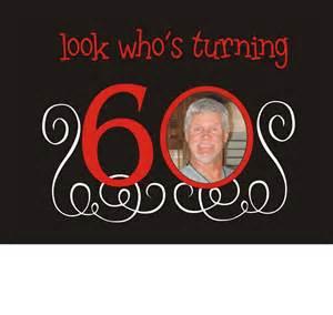 60th birthday invitations invitations templates