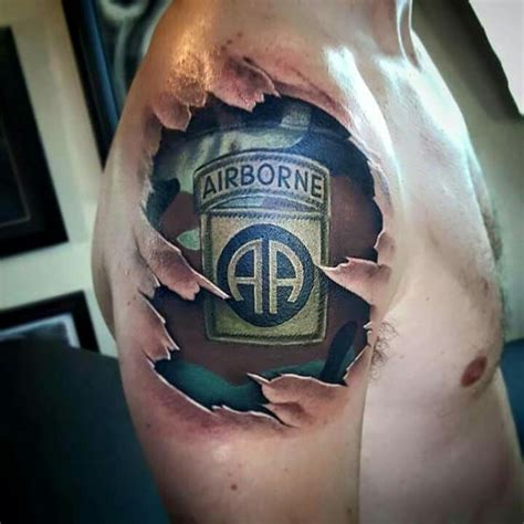 airborne tattoo 29 best images about airborne on field