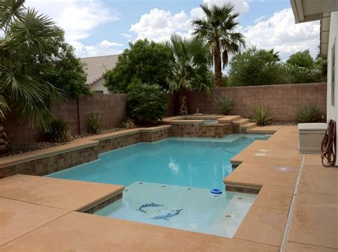 Backyard Pools Las Vegas 33 Best Images About Pool Designs For New House On