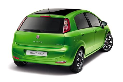 fiat punto 2012 fiat punto gets 85hp 0 9 liter twinair and 1 3