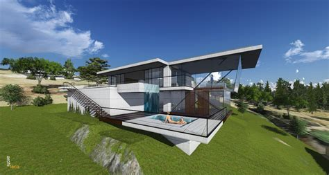 Concrete House Designs by Modern Concrete House Design In Melbourne Best Melbourne