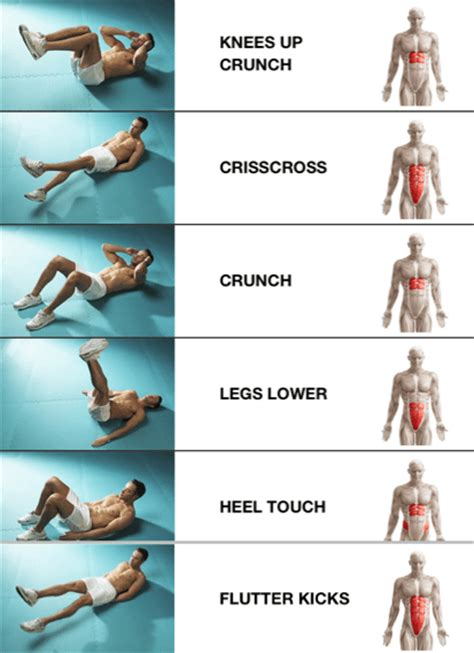 best lower abs workout for abs machine models