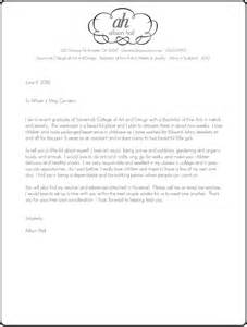 cover letter for a nanny exle of nanny cv buy original essays