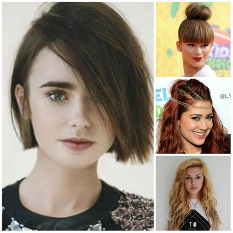 Hairstyles For Hair For Teenagers by Hairstyles Hairstyles 2018 New Haircuts And Hair