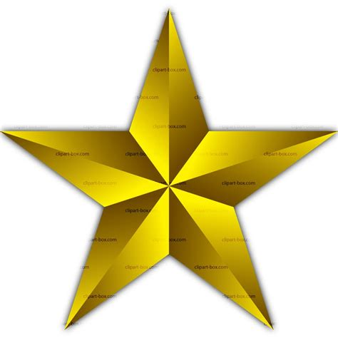 printable golden star free gold star clipart pictures clipartix