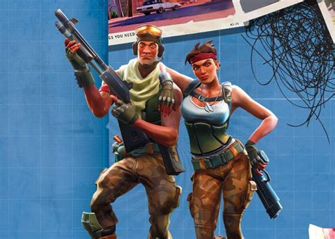 fortnite  info blow   gameinformer  gameplay