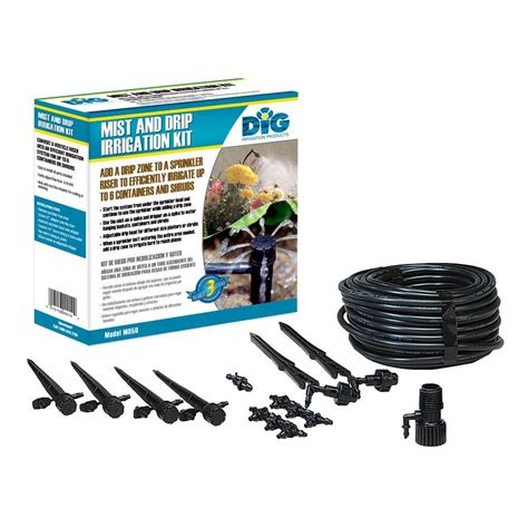 Home Depot Watering System by Drip Irrigation Yard And Garden Supplies
