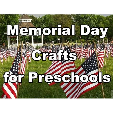 memorial day crafts two preschool crafts for memorial day make a popsicle