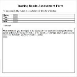 Sle Needs Assessment Outline by Needs Assessment 14 Free Documents In Pdf Word