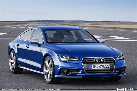 Audi A7 Facelift by Audi A7 S7 Facelift 10 Audiworld