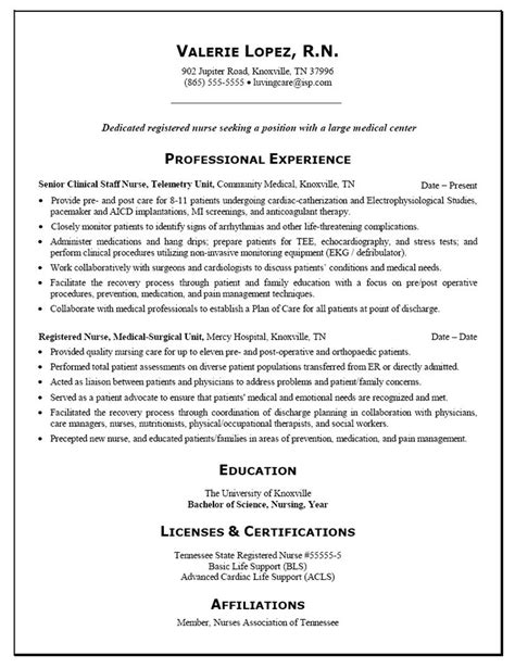New Registered Resume by Best 25 Rn Resume Ideas On Student