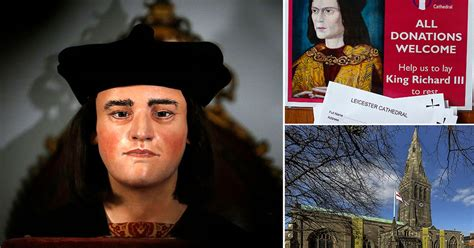 king richard iii to be reburied in battlefield where he died 530 king richard lll to be reburied in leicester 530 years