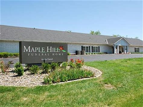 find us maple hill funeral home