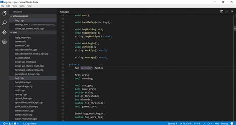 format file in visual studio code c c extension for visual studio code visual c team blog