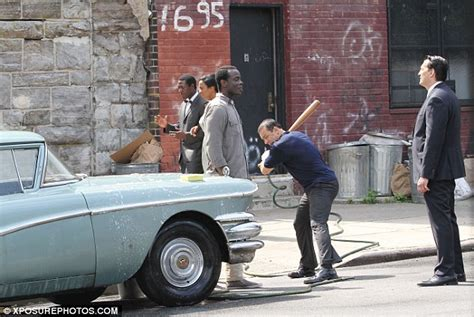 hbo swing martin scorsese calls action as he films violent scene for