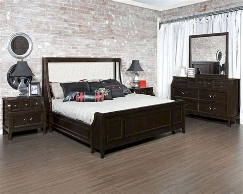 najarian furniture bedroom set newport na npbset