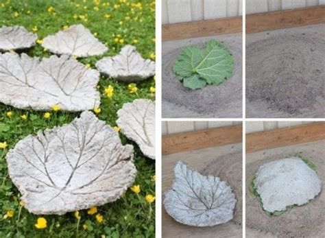 gartendeko aus beton selber machen spinjo info