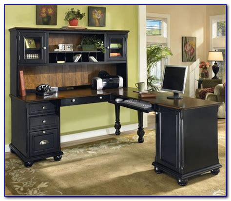 modular home office furniture ikea desk home design